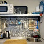 Studio one kitchenette