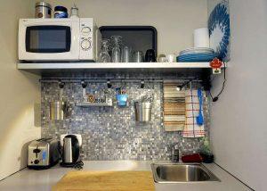 Studio one kitchenette