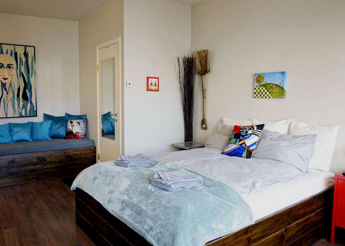 Studio one beds